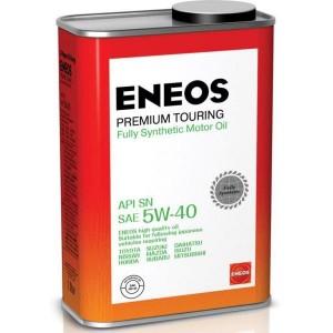 Масло моторное ENEOS 5W40 Premium Touring  APi SN (1л)