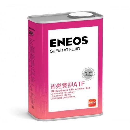 Масло трансмиссионное ATF ENEOS Super AT Fluid (1л)