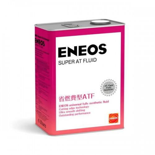 Масло трансмиссионное ATF ENEOS Super AT Fluid (4л)
