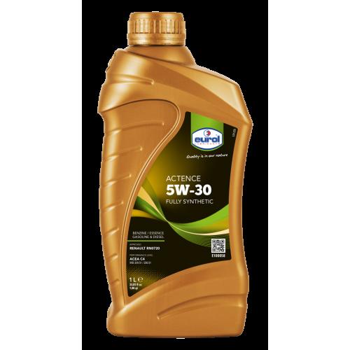 Масло моторное Eurol Actence 5W30 (1L) (RN 0720 C4)