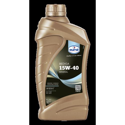 Масло моторное Eurol Bediga 15W40 (1L)