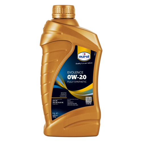 Масло моторное Eurol Evolence 0W20 (1L)