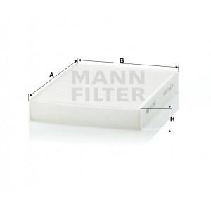 Салонный фильтр MANN-FILTER CU2433