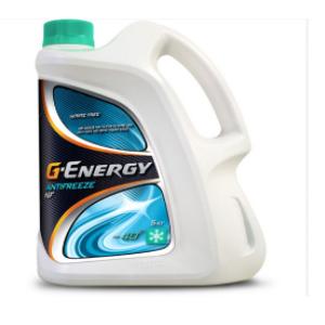 Охлаждающая жидкость G-energy Antifreeze NF 40 сине-зелёный (5L)