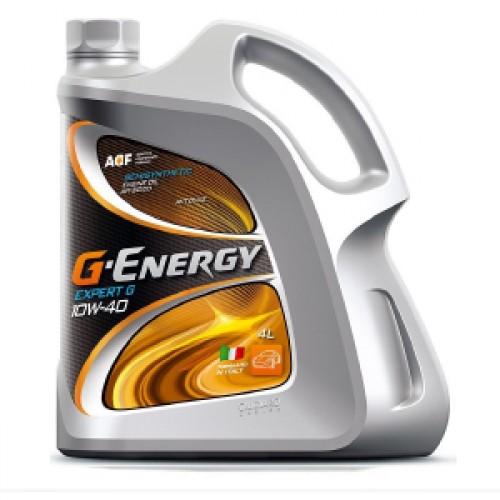 Масло моторное G-energy  Expert G 10W40 (4L)