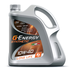 Масло моторное G-energy  Synthetic Long Life 10W40 (4L)