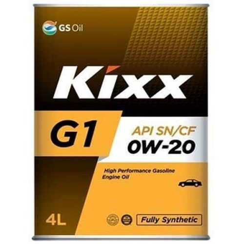 Kixx G1 SN 0W-20 (4л)