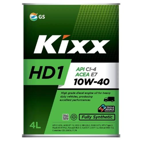 Kixx HD1 CI-4/SL-4 10W-40 (4л)