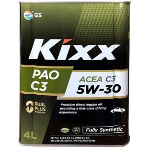 Kixx PAO С3 5W-30 (4л)