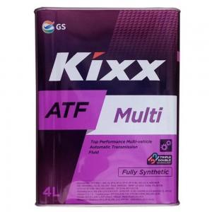 Масло трансмиссионное KIXX ATF MULTI (4л)