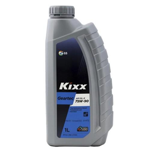 Масло трансмиссионное KIXX Geartec GL-5 75W90 (1л)
