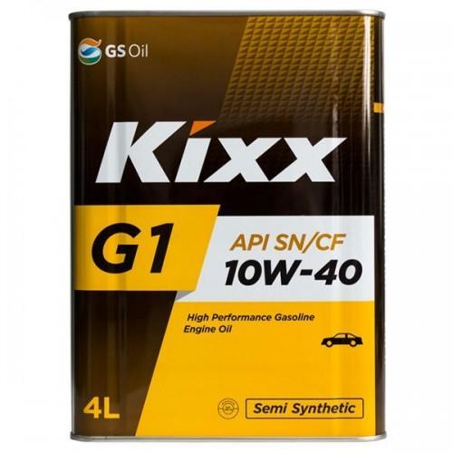 Kixx G SL 10W-40 (Gold) (4л)