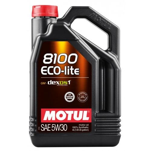MOTUL 8100 Eco-Lite  5W30 (4L)