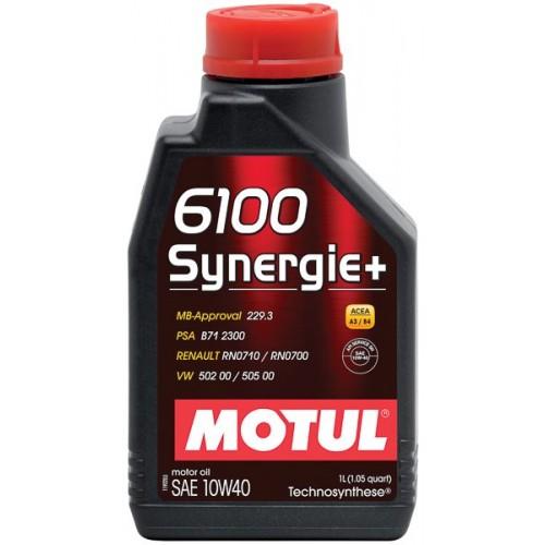 MOTUL 6100 Synergie+ 10W40 (1L)