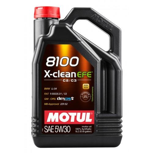 MOTUL 8100 X-clean EFE 5W30 (4л)