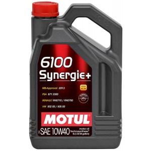 MOTUL 6100 Synergie+ 10W40 (4L)