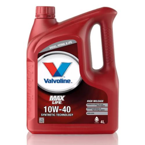 Моторное масло MAXLIFE 10W40 (4L)