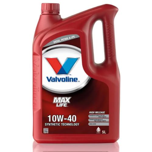 Моторное масло MAXLIFE 10W40 (5L)