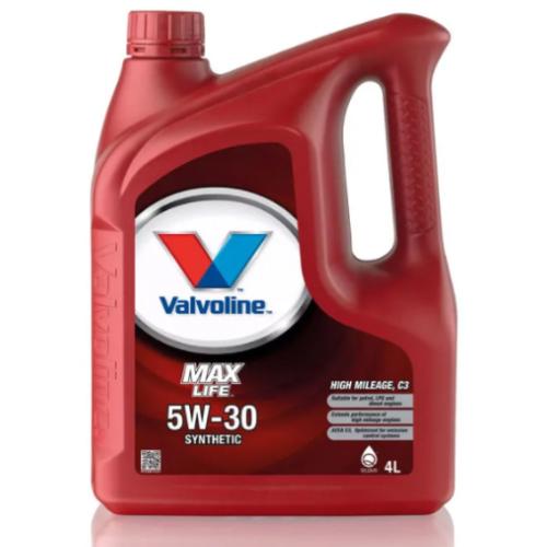 Моторное масло MAXLIFE C3 5W30 (4L)
