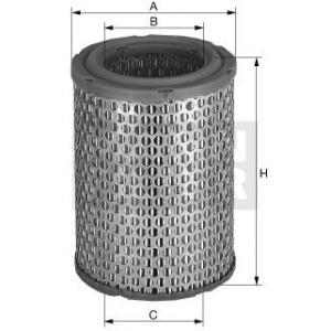 Воздушный фильтр MANN-FILTER C1145/5