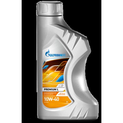 Моторное масло Gazpromneft Premium L 10W40 (1L)