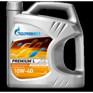 Моторное масло Gazpromneft Premium L 10W40 (4L)