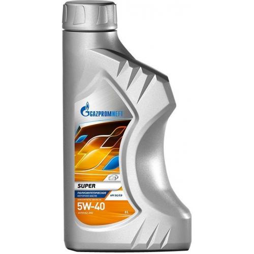 Моторное масло Gazpromneft Super 5W40 (1L)