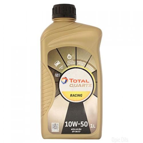 TOTAL Масло моторное QUARTZ RACING 10W-50 (1л)