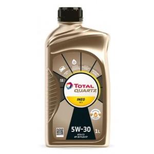TOTAL Масло моторное QUARTZ INEO MC3 5W-30 (1л) RU