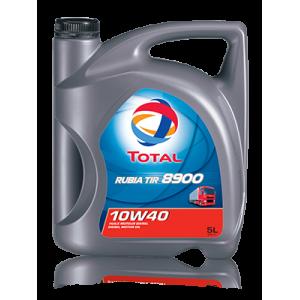 TOTAL Масло моторное RUBIA TIR 9900 FE 5W-30 (5л)