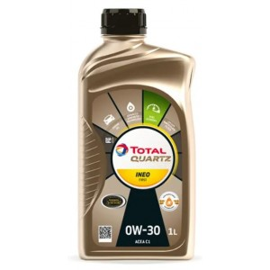 TOTAL Масло моторное QUARTZ INEO FIRST 0W-30 (1л)